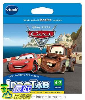 [106美國暢銷兒童軟體] VTech - InnoTab Software - Cars 2