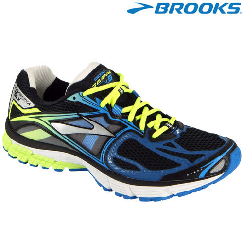 【BROOKS】美國進口Ravenna 5 男款輕量支撐慢跑鞋 - 螢藍