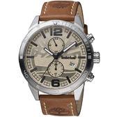 Timberland越野冒險時尚腕錶    TBL.15256JS/07