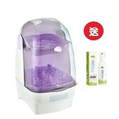 nac nac - T1 觸控式消毒烘乾鍋/消毒鍋 (紫色) 2750元+贈消毒鍋水垢清潔劑