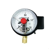 壓力計 YXC-100/30VA磁助式電接點壓力錶控制水泵開關負壓錶真空0-1.6MPA 3款