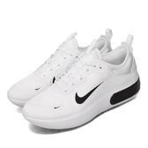 Nike 休閒鞋 Wmns Air Max Dia 白 黑 女鞋 大氣墊 厚底 運動鞋 【PUMP306】 CI3898-100