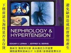二手書博民逛書店Current罕見Diagnosis And Treatment Nephrology And Hypertens