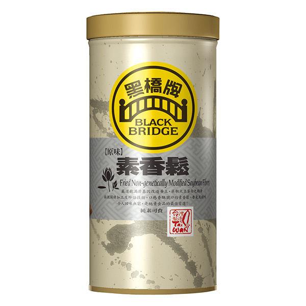 【黑橋牌】300g素香鬆罐 純素食肉酥~