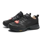 SKECHERS 健走鞋 STREET FLAX ELMINA 全黑 網布 固特異底 寬楦 男 (布魯克林) 232119WBBK