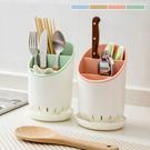 多功能廚房餐具置物架 筷架 可拆卸 瀝水 收納 廚房 餐具 乾燥(4色可選)