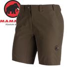 【MAMMUT 長毛象 男款 MA Hiking Shorts 短褲〈煤灰褐〉】1020-11220/短褲/休閒短褲/運動短褲