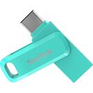 【免運費】SanDisk Ultra Go 綠 USB Type-C 128GB 雙用隨身碟 USB3.1 / 讀:150M SDDDC3 128G DCG12