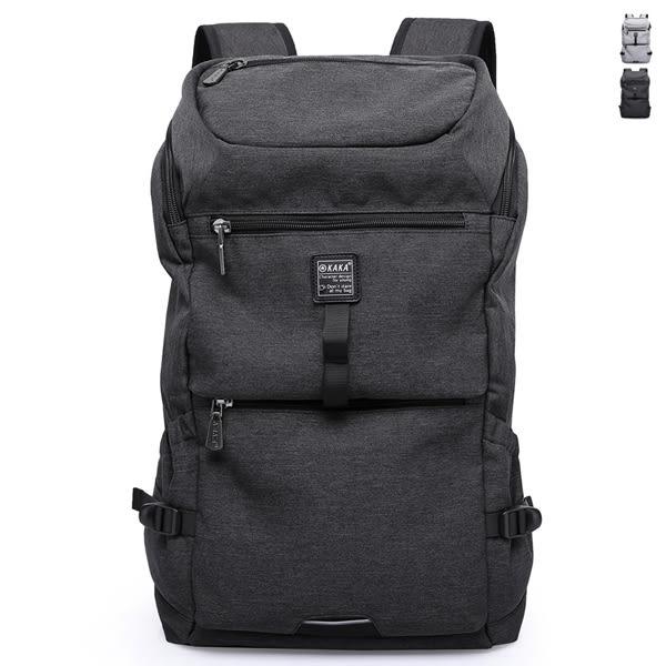 韓版後背包 大容量男雙肩書包 可放14吋筆電《印象精品》y611