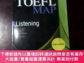 二手書博民逛書店TOEFL罕見MAP listening(mp3 CD included)Y15136 DARAKWON DA