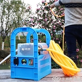 藤原電動抽水機便攜式高壓戶外小型澆菜打藥泵12v農用充電抽水泵 220vNMS生活樂事館