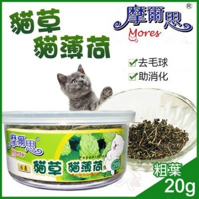 *WANG*摩爾思-貓草20g(粗葉) /貓薄荷/貓零食/貓玩具/貓大麻/好消化/去毛球