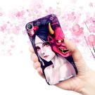 [10lifestyle 硬殼] HTC Desire 825 D10u D825 D825u 手機殼 外殼 美女般若惡鬼