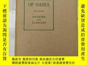 二手書博民逛書店tables罕見of properties of gases(H