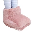 高幫暖腳寶充電USB不插電暖腳熱水袋套電暖鞋床上睡覺用暖腳神器 小山好物