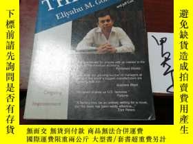 二手書博民逛書店THE罕見GoAL EIiyahu M,GoIdratt and