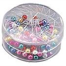Life 徠福NO.2197日本彩色珠針含珠40mm/90支入