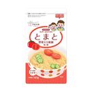 日本 東銀來麵 無食鹽寶寶蔬菜細麵 番茄