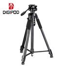 相機三腳架1.8米輕便攜單反三腳架數碼相機支架直播攝像三角架【618店長推薦】