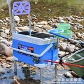 多功能釣魚箱台釣箱釣魚桶 igo igo科炫數位