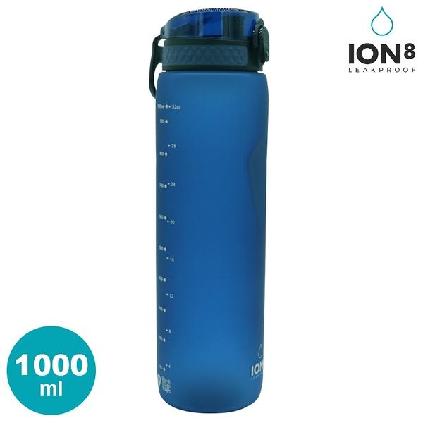ION8 Quench運動休閒水壺 I81000【Navy海軍藍】/ 城市綠洲(100%不含BPA無毒 100%防漏 大容量水壺)