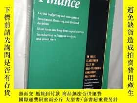 二手書博民逛書店Finance罕見(Business Review Books)