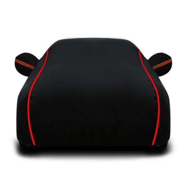 汽車車衣車罩套牛津布防曬防雨隔熱防塵專用夏季全罩加厚四季通用 艾瑞斯AFT「快速出貨」