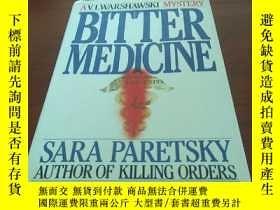 二手書博民逛書店Bitter罕見medicineY314746 Sara par