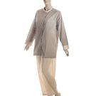 BURBERRY經典格紋全套女性居家服(淺駝色)085549/085550