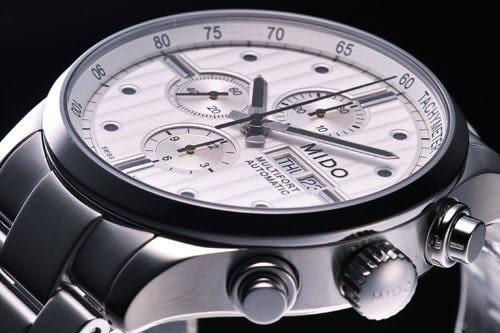 MIDO Multifort 系列 自動計時腕錶 M00561411031