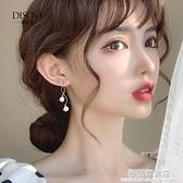 耳環2020新款潮韓國網紅氣質耳飾高級感時尚耳釘純銀耳夾無耳洞女 極簡雜貨