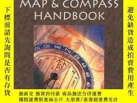 二手書博民逛書店The罕見Outward Bound Map & Compass Handbook-拓展地圖和指南針手冊Y44