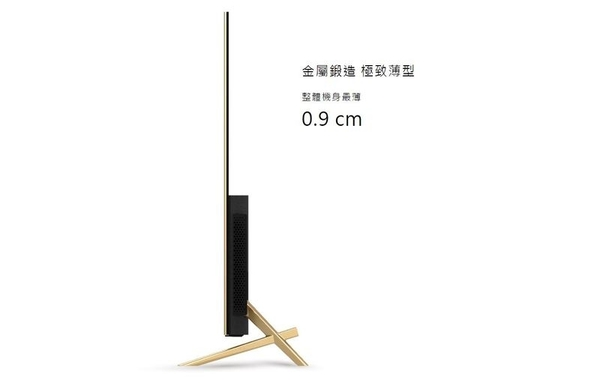 送基本安裝 免運費 JVC65型4K UHD液晶顯示器65Z