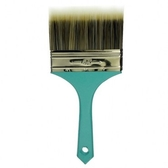 油漆化纖刷4.5吋