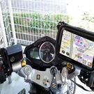 kymco honda piaggio 比雅久本田手機車支架電動摩托車導航架重機車導航座速克達導航環島導航固定架