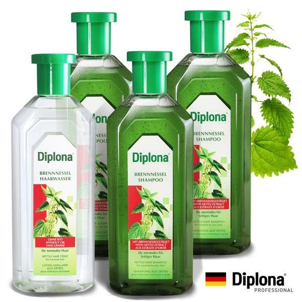 德國Diplona大蕁麻500ml-全效能頭皮養護組