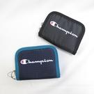 CHAMIPON 休閒零錢包 錢包 短夾 578610- 紅/藍 12x10cm【iSport代購】
