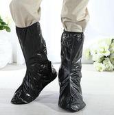 利雨靴型防雨鞋套防滑鞋套高筒高筒男士女士電動車摩托車防水鞋套 萬聖節