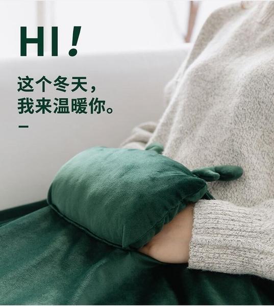 雙人usb電熱毯 電暖被 暖氣 電熱被 電暖毯 毛毯 保暖 電熱毛毯 igo