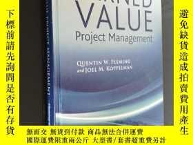 二手書博民逛書店Earned罕見Value Project Mgmt 4 EY3