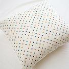 限量抱枕 Color Dot 精選素材  復古  碎花 表布100%棉