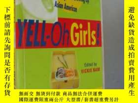 二手書博民逛書店Yell-oh罕見Girls!Y85718 edited by