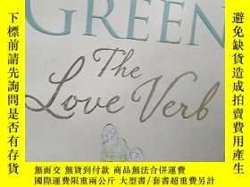 二手書博民逛書店THE罕見Love Verb JANE GREENY263626