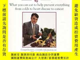 二手書博民逛書店Earl罕見Mindell s Food as Medicine