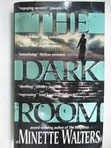 【書寶二手書T5/原文小說_AHP】The Dark Room_Minette Walters