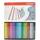 STABILO 68系列彩色筆鐵盒30入*6830-6