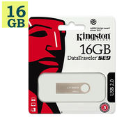 Kingston 16GB 16G 金士頓【DTSE9H】DTSE9H/16GB Data Traveler SE9 USB 2.0 原廠保固 隨身碟 多件優惠