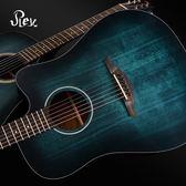 吉他古民謠木吉他新手初學者學生女門吉它igo爾碩數位3c