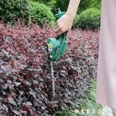 都格派充電式家用小型割草機電動剪草機便攜式多功能綠籬修剪機 創意家居