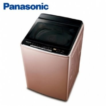 Panasonic 13kg 變頻直立式洗衣機 NA-V130DB-PN 玫瑰金